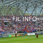 Le parquet de Bordeaux a requis le renvoi devant la cour d'assises de Gironde de trois anciens joueurs du FC Grenoble rugby soupçonnés de viol.
