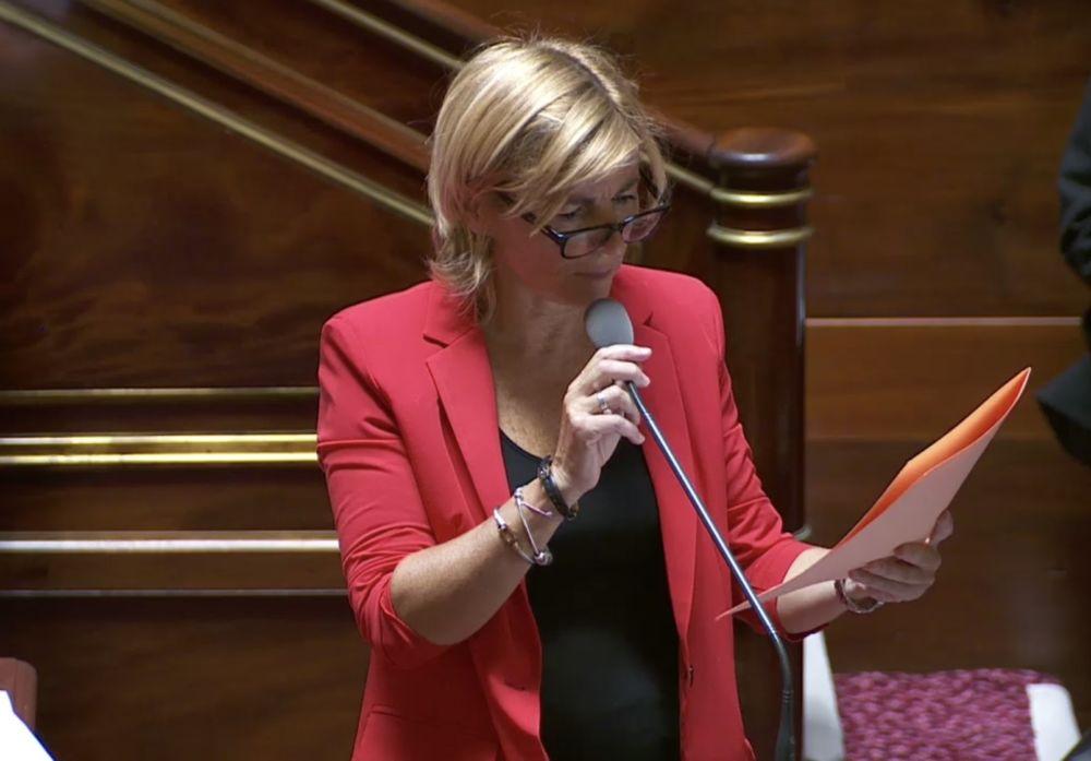 Frédérique Puissat, sénatrice LR de l'Isère © Frédérique Puissat