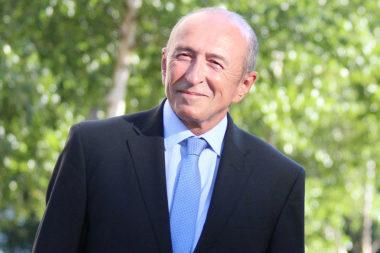 Gérard Collomb. DR
