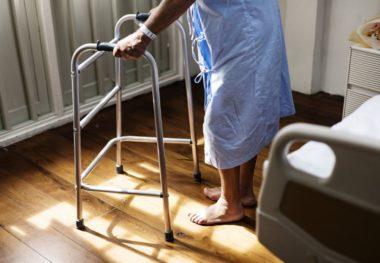 """""""On va avoir beaucoup de morts dans les Ehpad"""". Personnes âgées, services gériatriques. DR"""