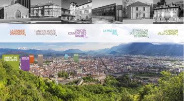 Appel à projet Gren'de projet lancé par la Ville de Grenoble DR