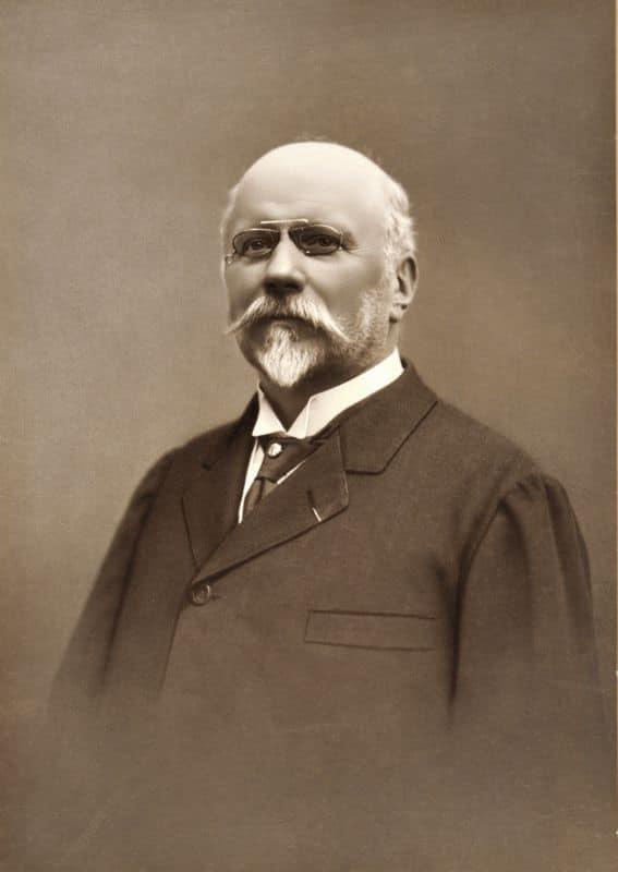 Auguste Prudhomme. © Archives départementales de l'Isère – 3 Fi 1070