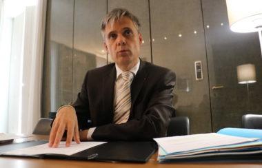 Pour Lionel Beffre, le préfet de l'Isère, le dispositif de police de sécurité du quotidien ne sera pas déployé à Grenoble avant 2020. « Grenoble n'est pas Chicago !» © Patricia Cerinsek