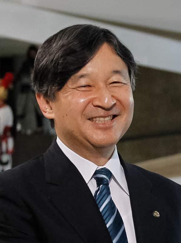 Le prince héritier du Japon Naruhito. DR