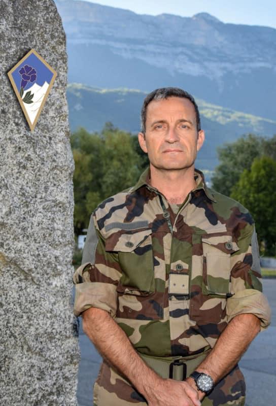 Pierre-Joseph Givre © 27ème Brigade d'infanterie de montagne