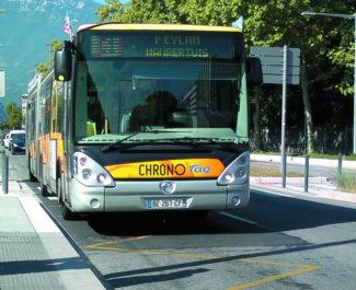 © Syndicat mixte des transports en commun (SMTC).