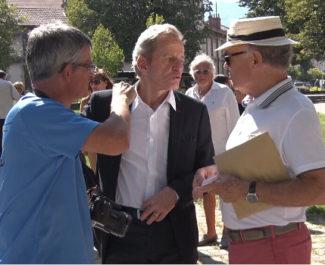 Une proche de Carignon a déposé plainte contre la Ville de Grenoble qu'elle accuse d'avoir tenté de contrarier l'organisation d'un forum, le 8 septembre.