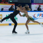Les danseurs sur glace Gabriella Papadakis et Guillaume Cizeron, triple champions du monde et vice-champions olympiques. © Archive Yuliya Ruzhechka
