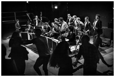 Umalaut Big Band. © Hervé Goluza