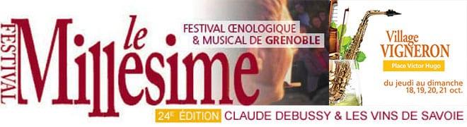 Festival Le Millésime 2018