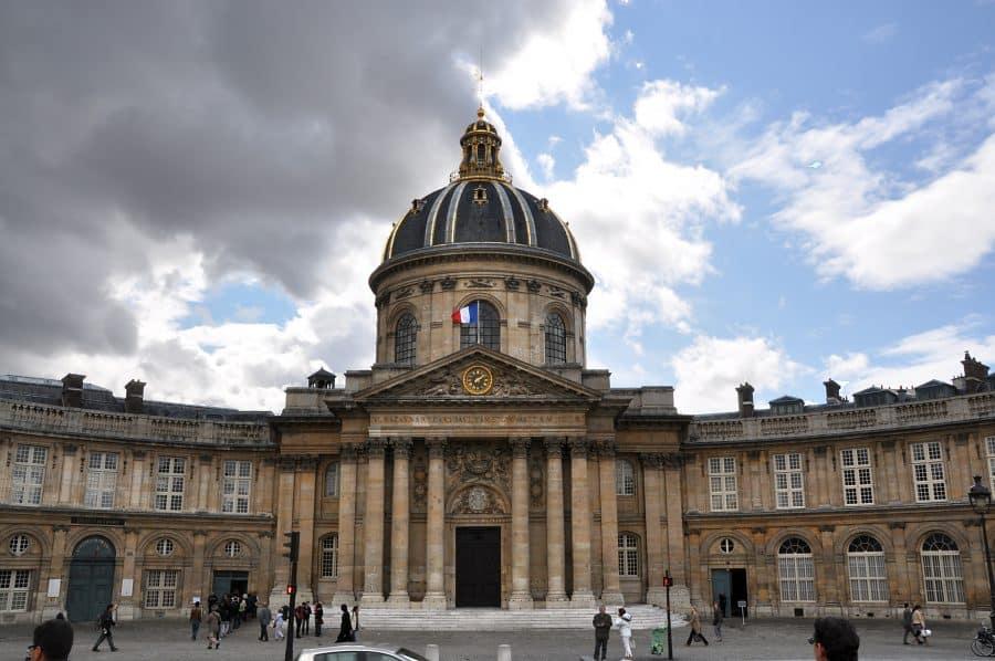 Institut de France. DR