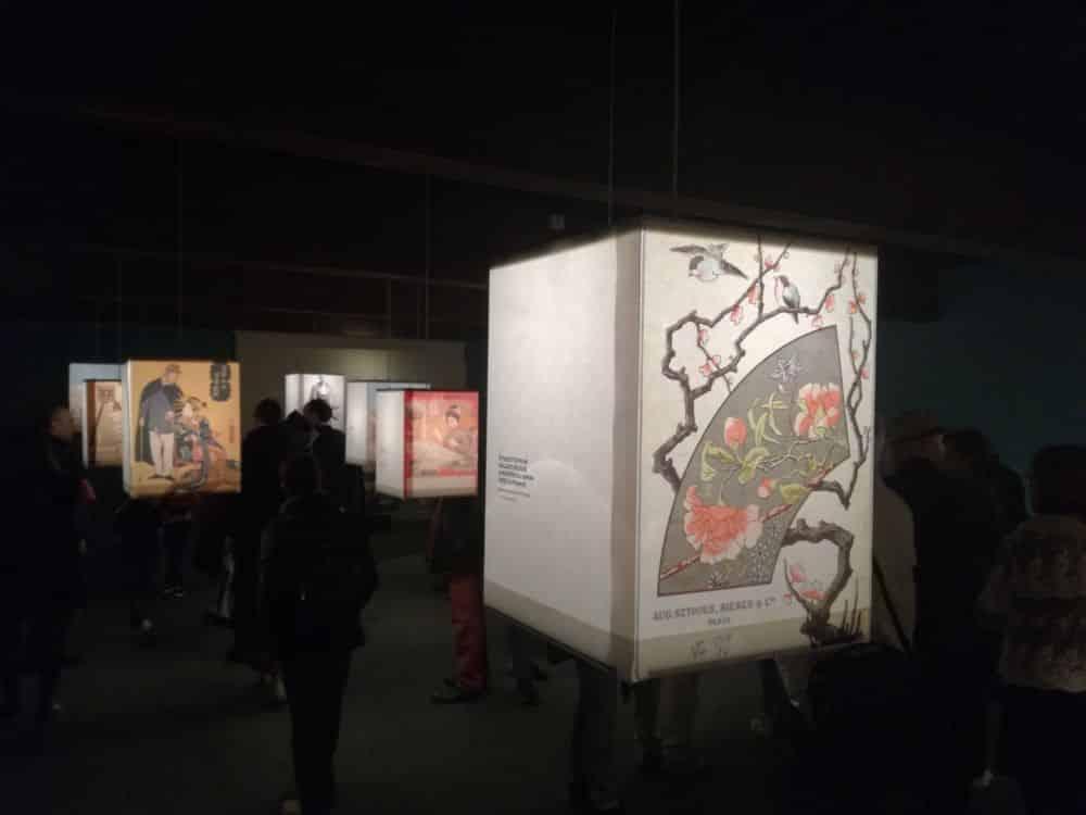 """Exposition """"Des samouraïs au kawaii : histoire croisée du Japon et de l'Occident"""", du 26 octobre 2018 au 24 juin 2019, au Musée Dauphinois, dans le cadre de l'année du Japon en Isère."""