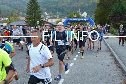 Le Trail du Buis se déroule chaque année dans la commune iséroise de La Buisse. En 2018, l'événement fête sa 10e édition. © DR