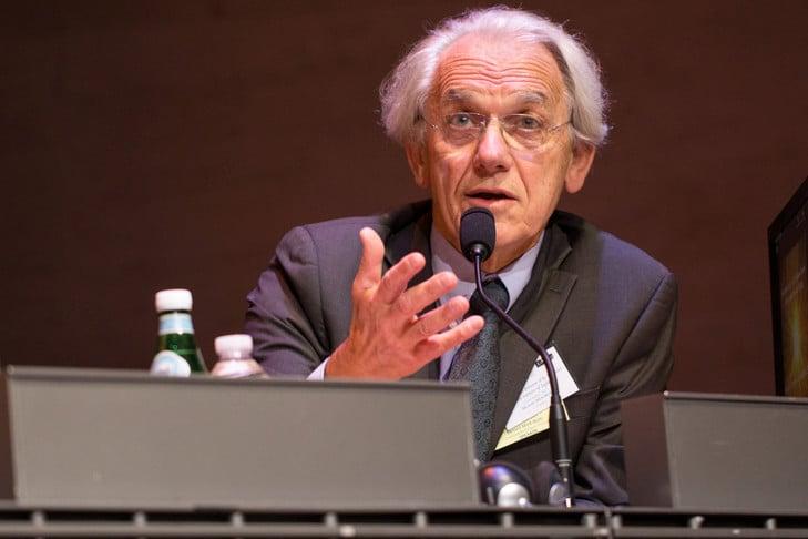 Gérard Mourou. DR