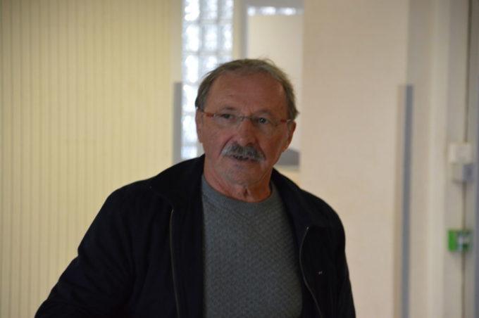 Le Gersois Jacques Brunel a porté les couleurs du FC Grenoble lors de la saison 1979-1980. © LG