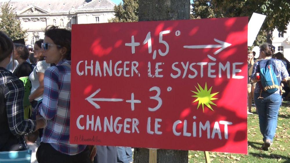 Marche pour le climat du 13 octobre 2018 © Joël Kermabon - Place Gre'net