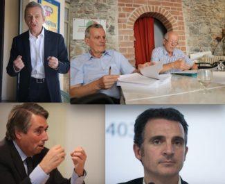 A Grenoble, le retour d'Alain Carignon se fait encore et toujours au son de ses vieilles casseroles. Le débat sur la gestion de la ville attendra.