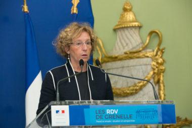 Éric Piolle suspend tous les chantiers portés par la Ville. Muriel Pénicaud DR