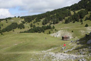 Appel pour un tourisme de proximité. Parc naturel régional du Vercors © Parc naturel régional du Vercors