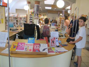 Plan lecture 2025 à Grenoble, les entrées de bibliothèques pourraient être repensées © Séverine Cattiaux - Place Gre'net