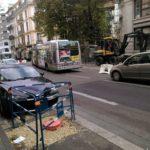 Travaux avenue Félix Viallet © Florent Mathieu - Place Gre'net