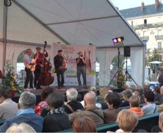Le festival œnologique et musical de Grenoble et son agglomération Le Millésime est de retour au mois d'octobre pour sa 25e édition.© Joël Kermabon - Place Gre'net