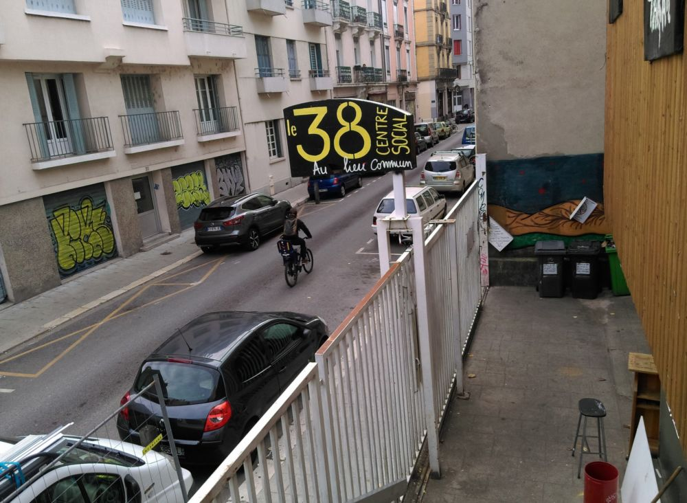 38 rue d'alembert © Florent Mathieu - Place Gre'net
