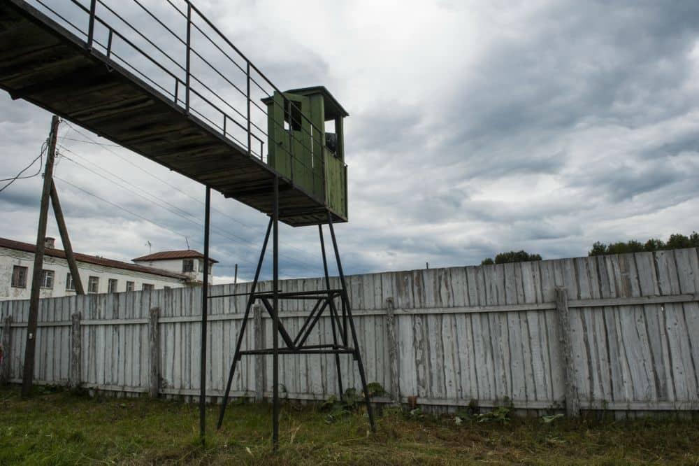 Perm-6, dernier goulag conservé parmi les milliers que connut le territoire russe © Franck Ardito