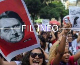 Manifestation Bolsonaro