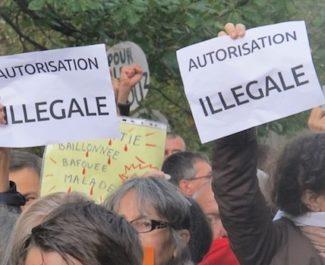En concluant au rejet du pourvoi de Pierre & Vacances, le rapporteur public invite le Conseil d'État à annuler le projet de Center parcs en Isère.