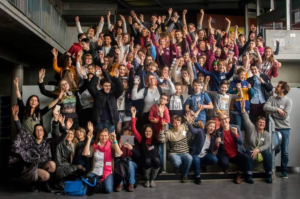 Conférence régionale de jeunes, au Touvet © Monde Pluriel