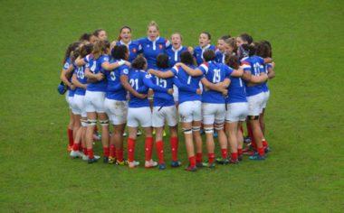 L'équipe de France féminine de rugby a attiré deux fois plus de 17 000 spectateurs au stade des Alpes cette année. © LG
