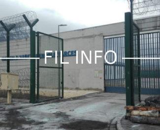 Un détenu de la prison de Varces a tenté de s'évader lors d'un examen au CHU de Grenoble. Les armes avaient été dissimulées dans les toilettes de l'hôpital.