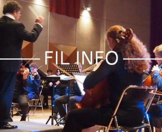 Une nouvelle saison des P'tits Concerts s'ouvre le jeudi 29 novembre. Au programme : cinq représentations pédagogiques jusqu'en mai 2019.