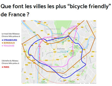 Illustration sur le site du collectif Le vélo en marche DR