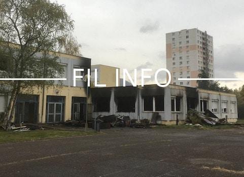 Deux jeunes de 22 et 25 ans, soupçonnés d'avoir participé à l'incendie des locaux de la police municipale de Pont-de-Claix, mis en examen.