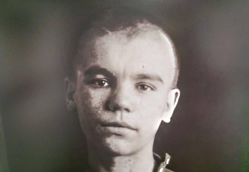 Ivan Alekseïevitch Belokachkine, exécuté à 17 ans.