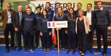 La France tentera de faire mieux que cinquième lors du 14e Master'U, toujours à Seyssins, en 2019. © Laurent Genin