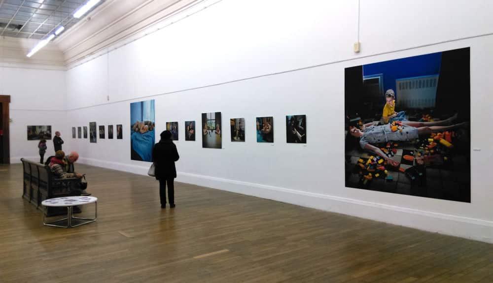 L'Ancien Musée de peinture de Grenoble accueille l'exposition du Mois de la Photo © Florent Mathieu - Place Gre'net