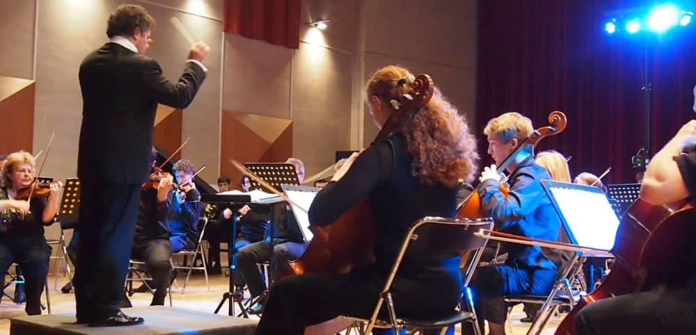 Objectifs des P'tits Concerts : rendre la musique classique accessible au plus grand nombre. © La Fabrique Opéra