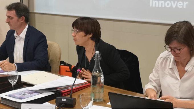 Le conseil municipal de Grenoble a débattu du plan d'action de la municipalité en matière de tranquillité publique et de prévention de la délinquance. © Joël Kermabon - Place Gre'net