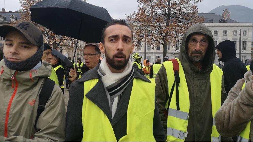 Le soutien d'Éric Piolle, un renvoi d'ascenseur à Julien Terrier ? © Joël Kermabon - Place Gre'net