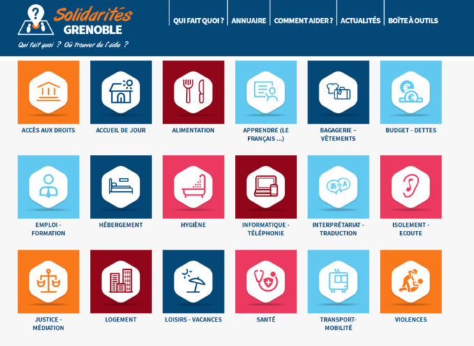 Site Solidarités-Grenoble DR