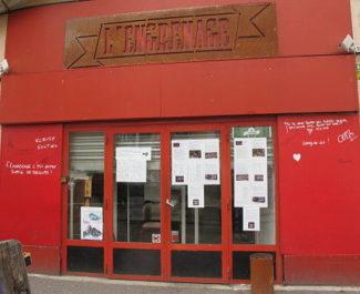 UNE Fermeture administrative de L'engrenage © Séverine Cattiaux - Place Gre'net