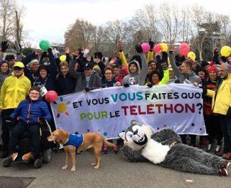 """L'OMS de Grenoble appelle les habitants à participer à ses 10 jours du Téléthon"""" du 4 au 13 décembre"""