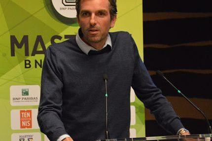 Julien Benneteau a mis fin à sa carrière de tennisman à la fin de l'année 2018 © Laurent Genin