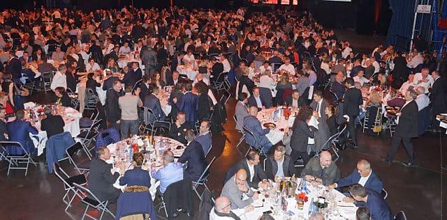 La Nuit de l'Économie permet la mise en relation de chefs d'entreprises du secteur de Grenoble. © CCI de Grenoble