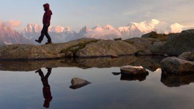 Dans les Alpes, le réchauffement climatique va deux fois plus vite que dans le reste de la France © Anne Delestrade - CREA Mont-Blanc