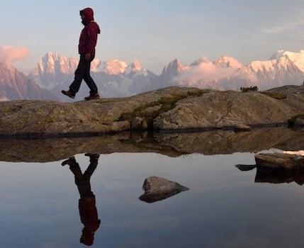 Le nombre de jours consécutifs où la température ne descend pas de jour comme de nuit en-dessous de 35 °C sera de 46 à Grenoble en 2050.
