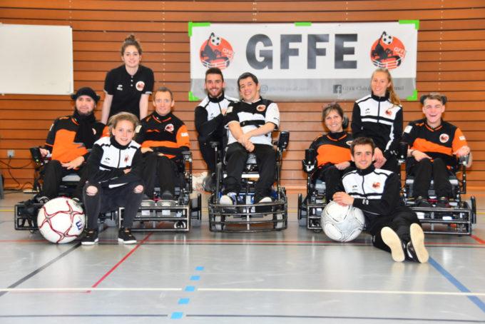 Le GFFE recevra un week-end du championnat de France de Division 3 les 6 et 7 avril 2019. © Julien Diaferia